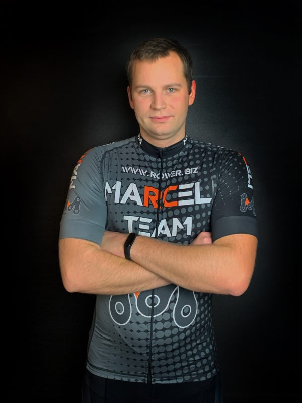 Adrian Michalski - Marceli Team SLR