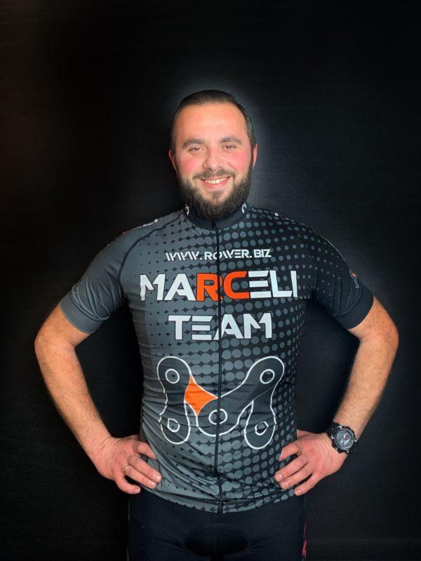 Andrzej Brzeziński - Marceli Team SLR