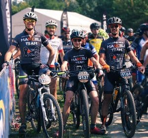 Marceli Team Maraton Poland Bike